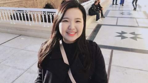 """""""رؤى لي"""" .. الكورية التي تتعلم اللغة العربية في المغرب لنشر السلام"""