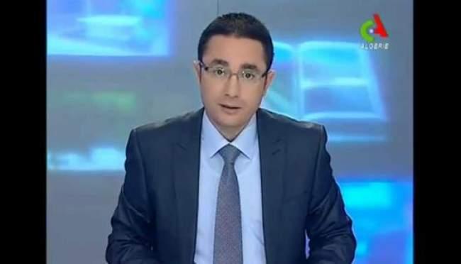 """فيديو.. إبعاد مقدم أخبار جزائري بقناة """"كنال ألجيري"""" بسبب بوتفليقة"""