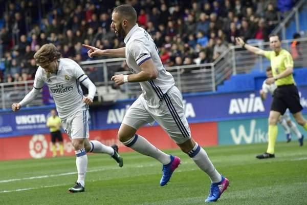 فيديو.. ريال مدريد يستعيد التوازن والصدارة مؤقتا