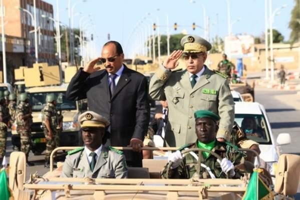 ولد عبد العزيز يستعد للتنازل عن السلطة لصالح رئيس الجيش الموريتاني