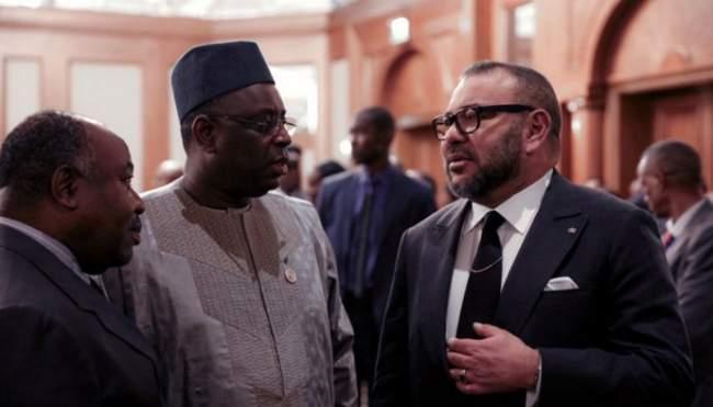 رئيس السنغال يدعم عودة المغرب إلى المجموعة الاقتصادية لدول غرب إفريقيا