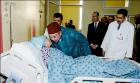 الملك يعزز المجال الصحي بالمركز الاستشفائي الجامعي ابن رشد بالبيضاء