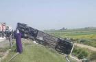 32 جريحا في حادث سير بين الجديدة والدار البيضاء