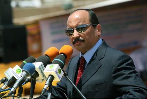 رئيس موريتانيا يقرر اللجوء إلى الاستفتاء الشعبي لتمرير التعديلات الدستورية