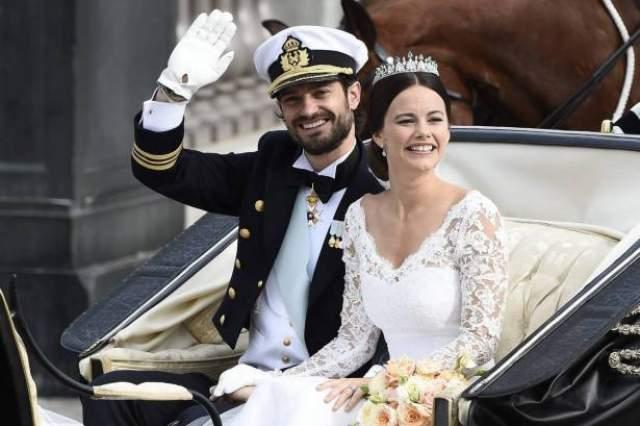 القصر الملكي السويدي ينتظر ولادة الحفيد السادس لملك البلاد