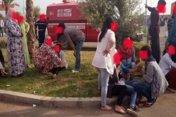 إغماء 54 تلميذة بمدرسة بالفقيه بن صالح.. ووزارة التربية تُوضّح