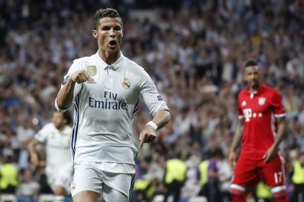 رونالدو يقتل أحلام البايرن ويصعد بالريال لنصف نهائي الأبطال