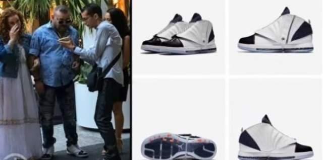 فيسبوكيون يكشفون عن ثمن الحذاء الذي ارتداه الملك في ميامي