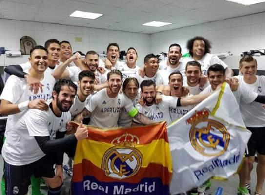 ريال مدريد إلى نهائي دوري أبطال على حساب أتلتيكو مدريد