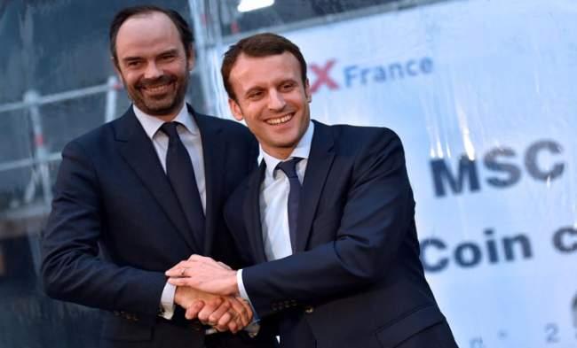 ماكرون يغازل اليمين المعتدل بتعيين فيليب رئيسا لحكومة فرنسا