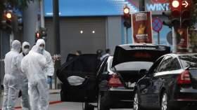 إصابة رئيس الوزراء اليوناني الاسبق باباديموس في انفجار بسيارته في اثينا العالم