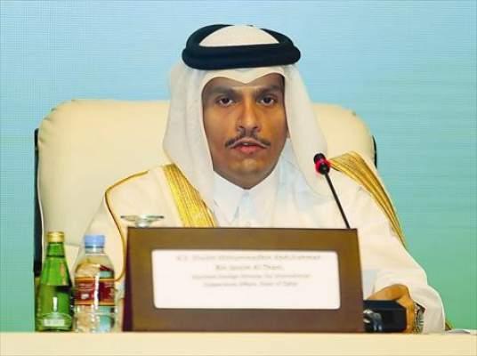 وزير خارجية قطر يبحث الأزمة الخليجية مع تسع دول من بينها المغرب