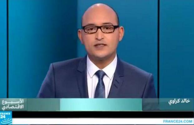 """خالد كراوي يتحدث لـ """"الأيام"""" عن كواليس مساره الصحفي من تونس إلى """"الجزيرة"""" ثم """"فرانس 24"""""""