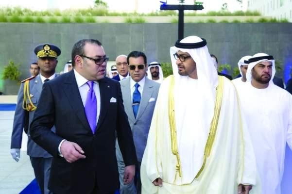 أسرار العلاقة الحميمية بين الملك محمد السادس والشيخ محمد بن زايد