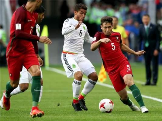 فيديو: البرتغال تفتتح مشوارها في كأس القارات بتعادل مثير مع المكسيك