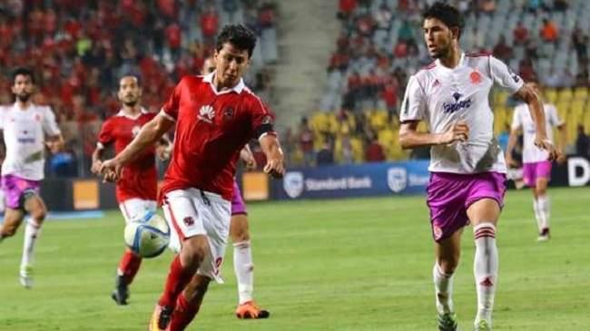 غيابات وازنة تضرب الأهلي المصري والوداد الرياضي في مباراة الإياب
