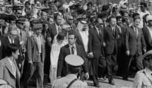 يرويها الصديق معنينو: كيف حمى السادات وعرفات الأمير سيدي محمد في جنازة الملك فيصل