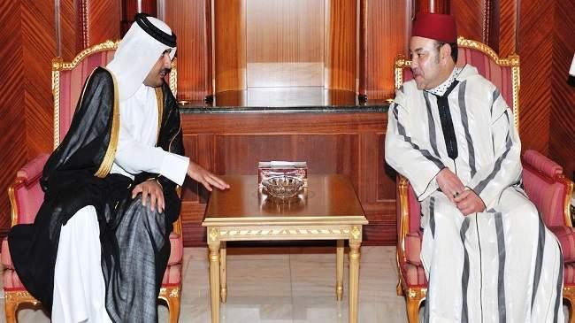 """قناة """"الجزيرة"""" و """"حراك الريف"""" وراء موقف المغرب المحايد من أزمة الخليج"""