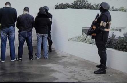مكتب الخيام يحبط مخطط إرهابيا ويعتقل 4 متهمين بالصويرة