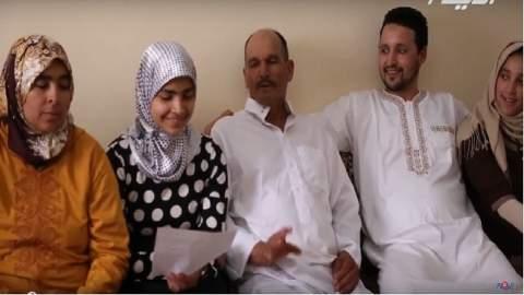 """فيديو .. """"الأيام 24"""" في بيت صاحبة أعلى معدل بكالوريا في المغرب"""