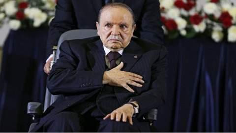 برقية تهنئة إلى محمد السادس من بوتفليقة بمناسبة عيد الفطر