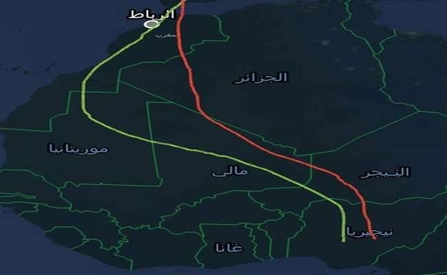 الصين تخطط لمنافسة مشروع نقل الغاز بين نيجيريا والمغرب