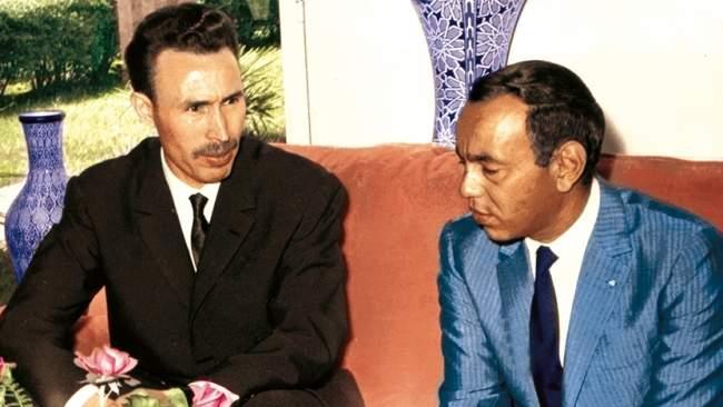 عندما حاول رئيس الجزائر بومدين اغتيال الراحل الحسن الثاني بمساعدة الدليمي