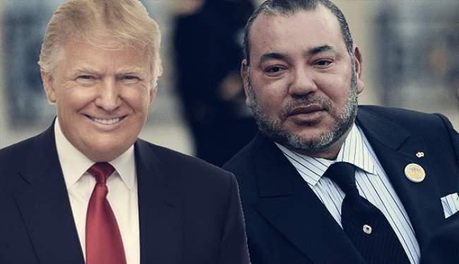 محمد السادس يهنئ ترامب ويشيد بالعلاقات بين المغرب وأمريكا