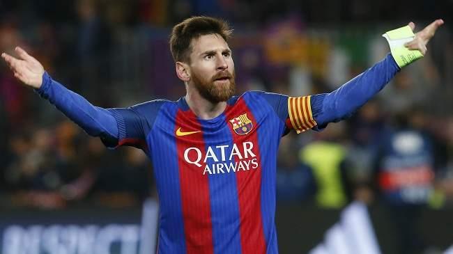 ميسي يجدد تعاقده مع برشلونة حتى 2021