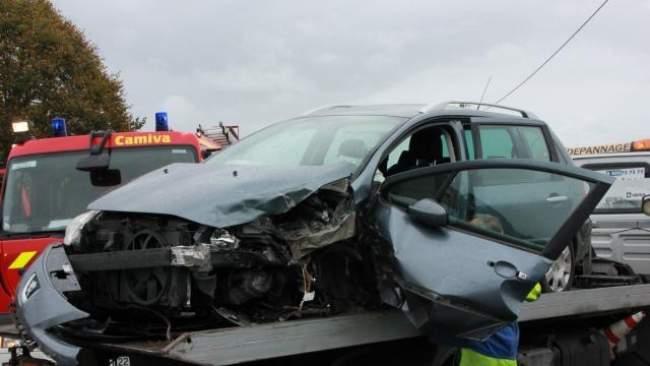 ثلاثة قتلى في حادثة سير مروعة على الطريق الرابطة بين الرباط وسلا الجديدة