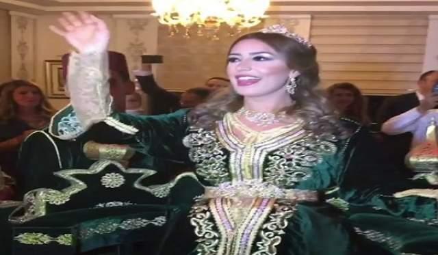 جنات تفاجئ معجبيها من المغرب وهذا هو خطيبها