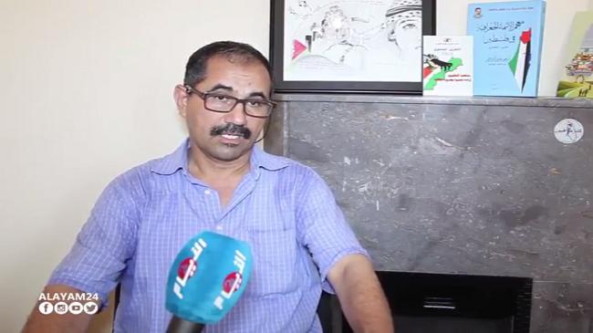 """فيديو.. ويحمان لـ """"الأيام 24"""": هناك مخطط لتقسيم المغرب لـ 4 دويلات.. وجمهورية الريف جاهزة !"""