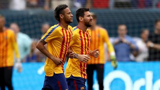 نيمار يرحل عن برشلونة إلى سان جيرمان مقابل هذا المبلغ المالي