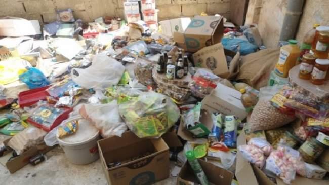حجز وإتلاف أزيد من 36 طنا من المواد الغذائية الفاسدة