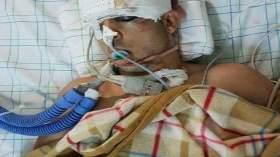 القصة الكاملة لملف الناشط العتابي منذ إصابته وحتى وفاته