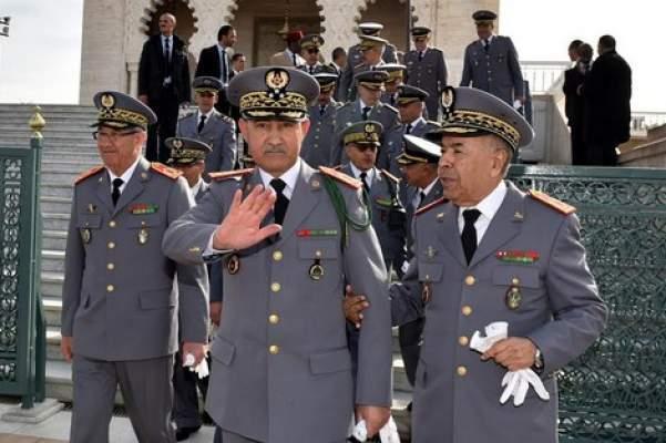"""""""كولونيل"""" في القوات المسلحة الملكية أمام قاضي المحكمة العسكرية"""