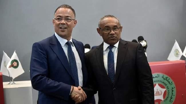 رئيس الاتحاد الإفريقي يطالب الجميع بدعم ملف تنظيم المغرب لمونديال 2026