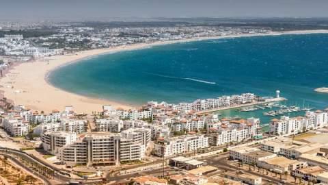 تسجيل أزيد من 285 ألف ليلة سياحية في أكادير خلال يونيو 2017