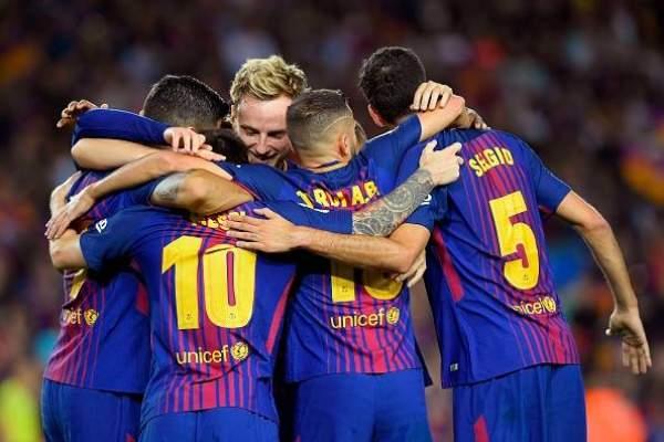 ريال مدريد يتعادل مرة جديدة وهاتريك لميسي في دربي كاتالونيا