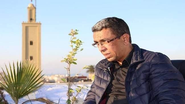 المحكمة ترفع عقوبة سجن الصحفي المهداوي إلى سنة كاملة