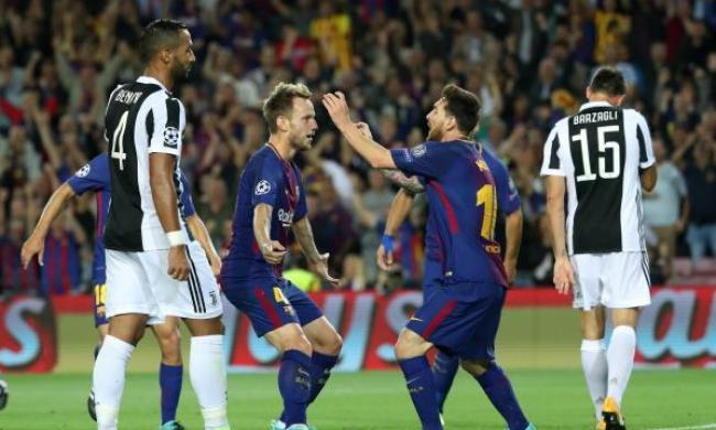 فيديو: برشلونة ينتقم ويدك شباك يوفنتوس بثلاثية