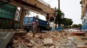 مقتل 49 شخصا على الأقل في الزلزال الذي ضرب هذه العاصمة