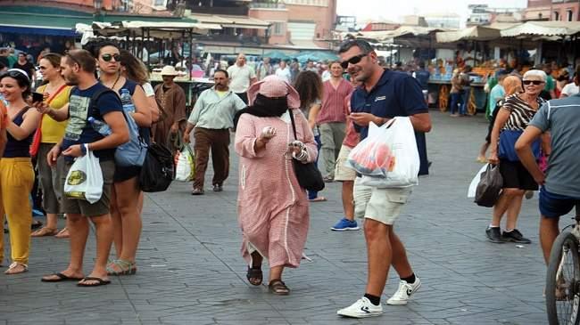 أكثر من 6 ملايين سائح زاروا المغرب منذ مطلع سنة 2017