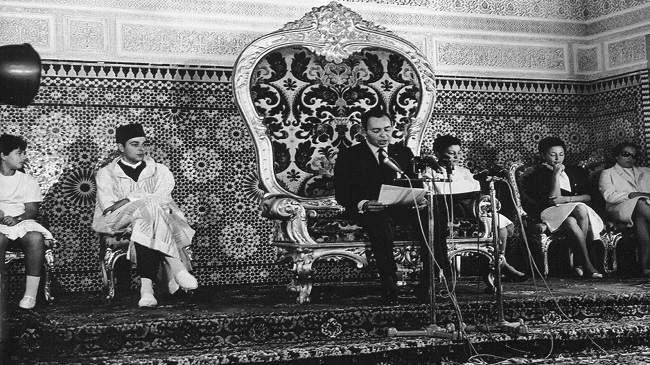 الراحل الحسن الثاني و الاشتراكية الحسنية