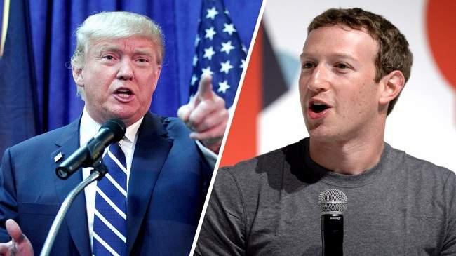 """حرب """"الحسابات الروسية"""" تشتعل.. وفيسبوك يقلب الطاولة على ترامب !"""