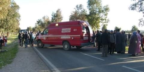 سيارة تصدم 11 شخصا في مراكش وتلوذ بالفرار
