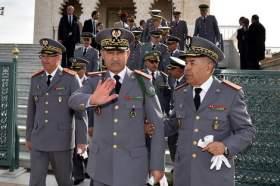 الجنرال الوراق يقود أكبـر عمليـة إحالـة على التقاعـد في الجيش المغربي
