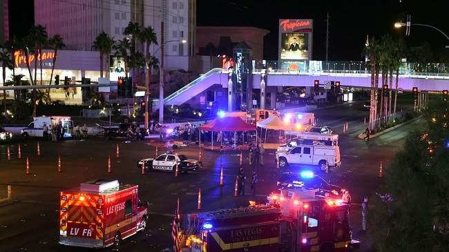 تنظيم الدولة الاسلامية يتبنى عملية لاس فيغاس التي خلفت 50 قتيلا