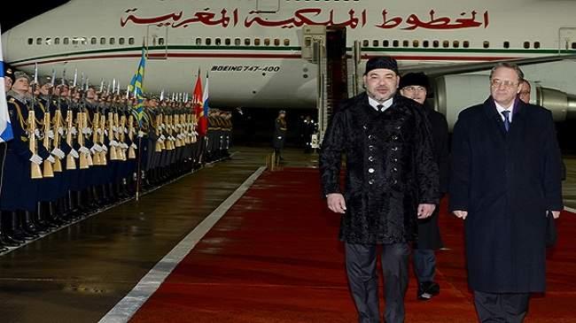 فعلها مع محمد السادس..لهذا لم يستقبل بوتين ملك السعودية شخصيا!!