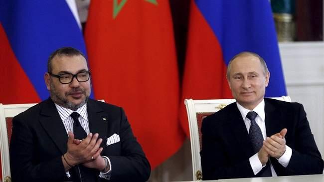 الغاز يقرب روسيا من المغرب..وزيارة موسكو تقض مضجع الجزائر